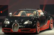 Bugatti Veyron 16.4 Grand Sport Vitesse-2013 Kyiv Motor Show