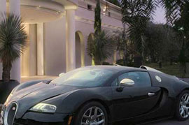 Bugatti has always represented two things: style and performance