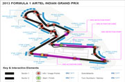 2013 Formula 1-Indian Grand Prix Ticket Prices