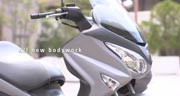 Suzuki Burgman 200 and MotoGP ready for Tokyo Motor Show 2013