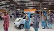 Tata Nano Celebrate Awesomeness