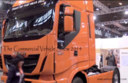 The Commercial Vehicle Show 2014