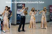 2014 Moscow International Automobile Salon
