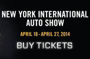 New York International Auto Show will held from 18 April 2014