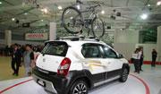 Next gen Toyota Etios to debut at Auto Expo 2016