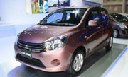 Suzuki Celerio with CVT gearbox at the ongoing Bangkok Motor Show