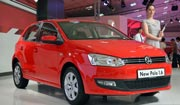 2014 Volkswagen Polo hatchback previewed at KLIMS 2013