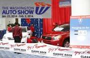 Washington Auto Show 2014