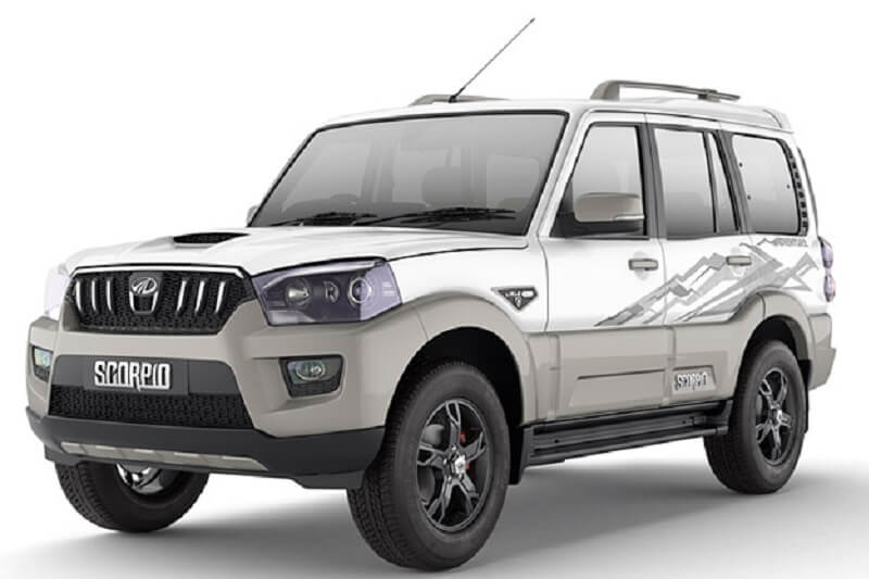 New Mahindra Scorpio facelift launch in November 2017