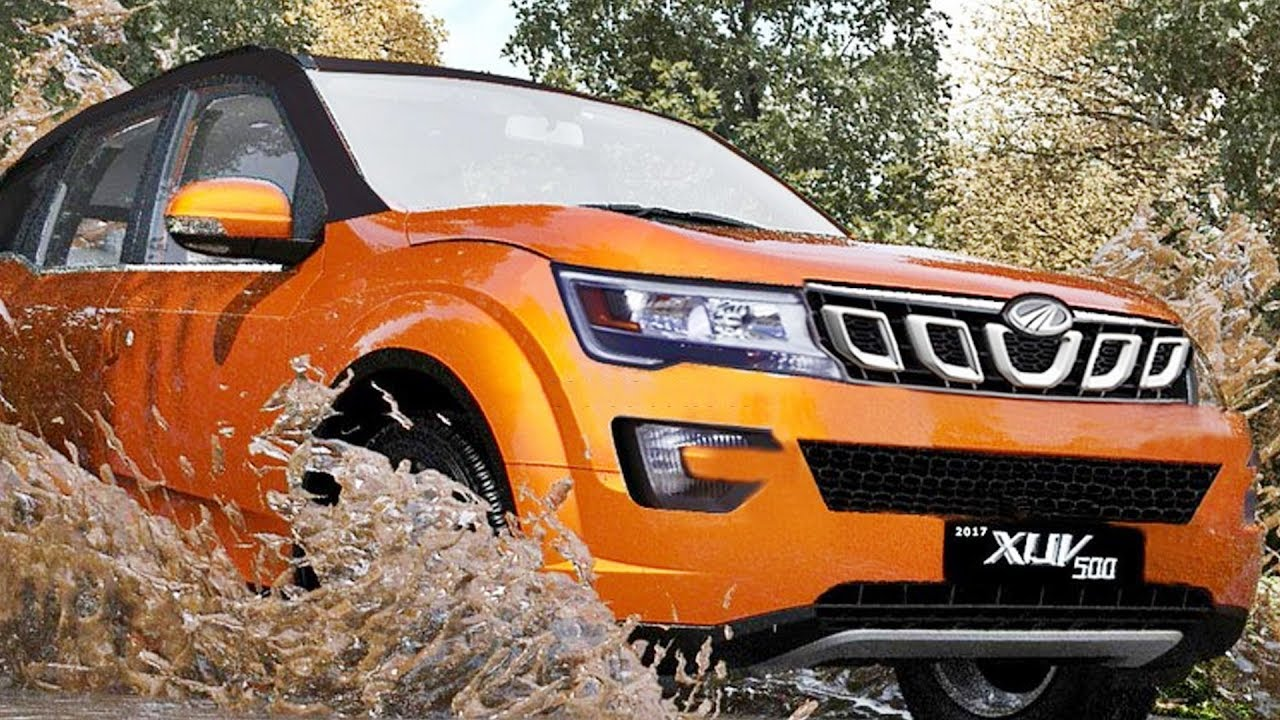 2017 Mahindra XUV500 W9 Launched with Electric Sunroof
