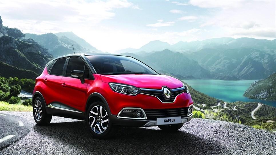 2017 Renault Captur Lauch