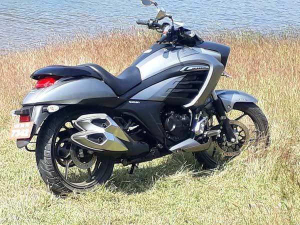 2017 Suzuki Intruder 150 Ready to Sale in India