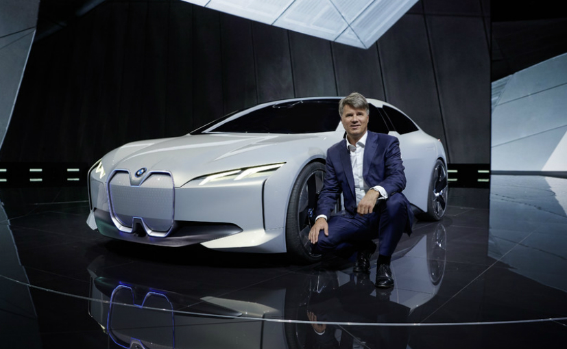BMW Electric Cars Hit 100,000 Sales