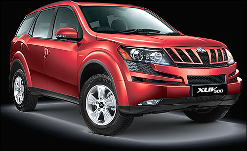 2018 Mahindra XUV500 Launching in March