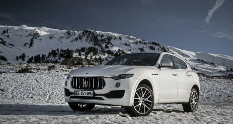 2018 Maserati Levante SUV Launched in India
