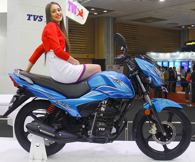 2018 TVS Victor Matte Series Premium Edition Launched