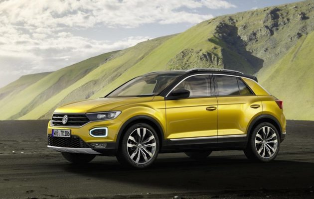 Volkswagen T-Cross Compact SUV Launch