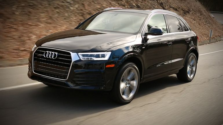 Audi Q3 to be launch on 19th August 2013