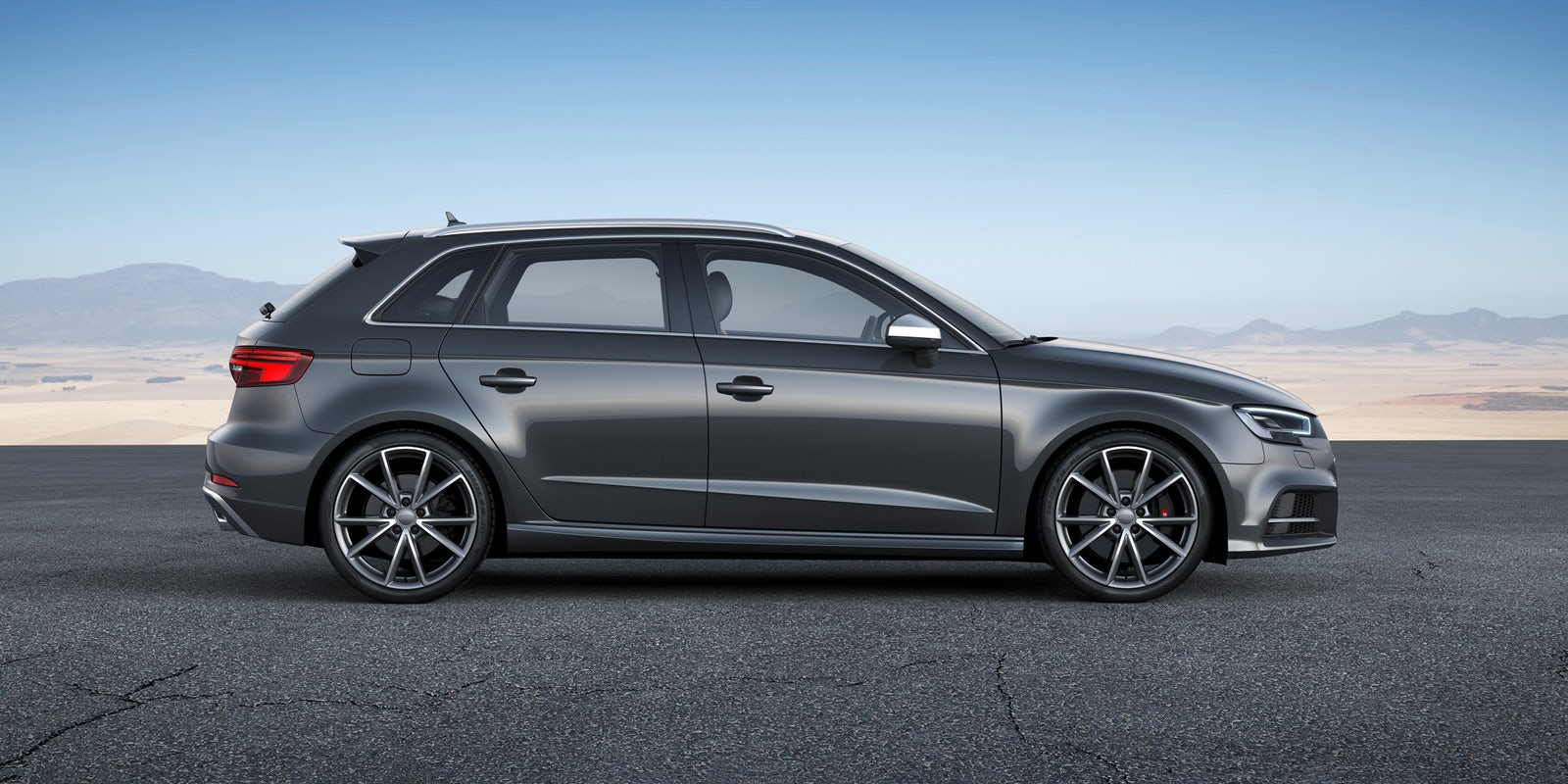 Audi S3 Sportback Offered With 4G LTE Technology