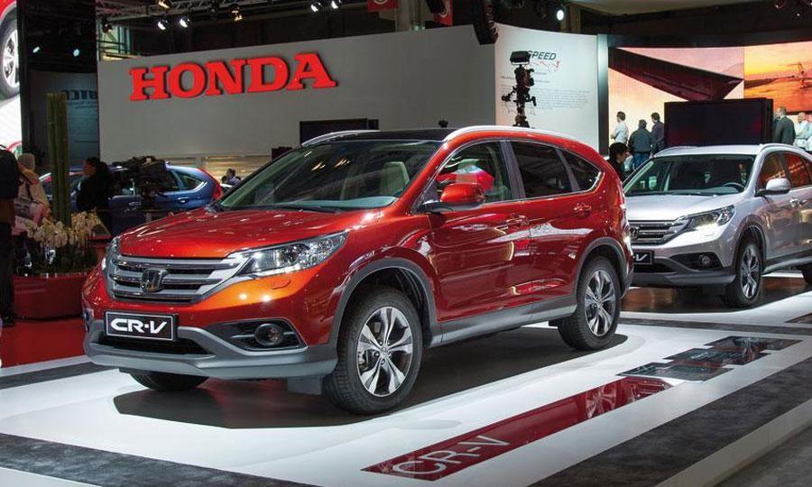 Honda CR-V 2.0