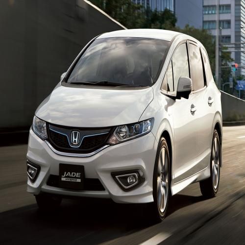New Honda JADE MPV for China at 2013 Shanghai Auto Show