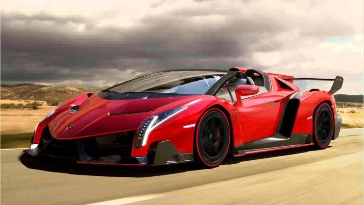 Lamborghini Veneno dubbed worlds ugliest car