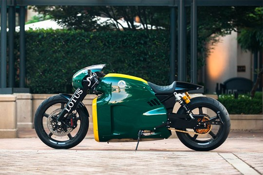 Lotus will enter into the world of bikes manufacturing