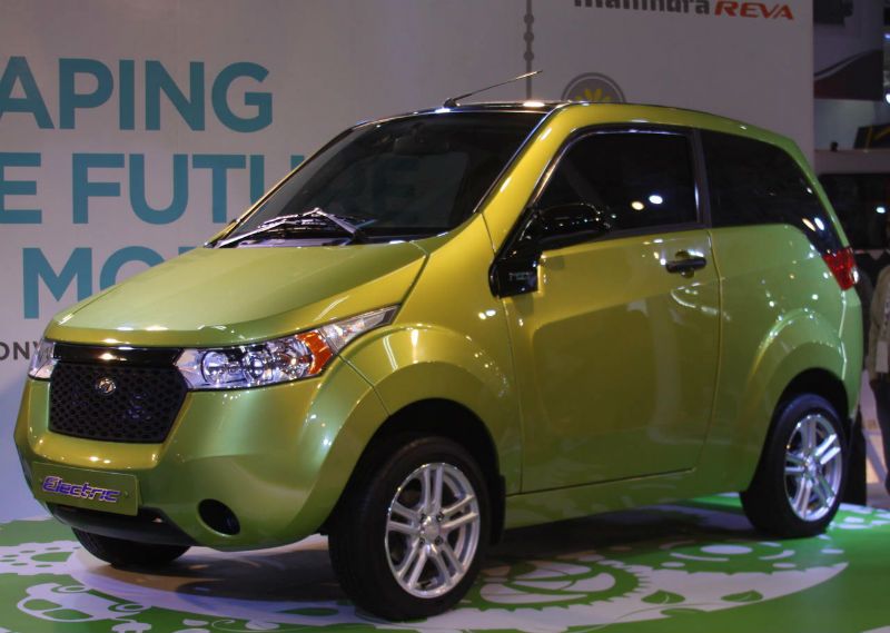 Mahindra Reva E2O EMI of Rs 12802 takes running cost to Rs 9.18 lakh