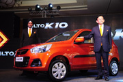 Indian car sales post respectable growth in Dec 2014