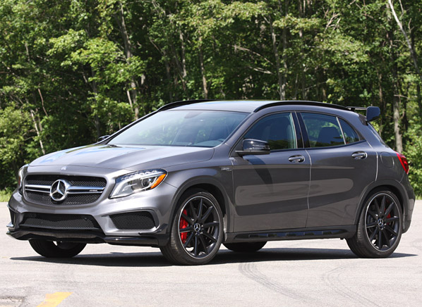 Mercedes Benz Compact SUV In India By Next Year