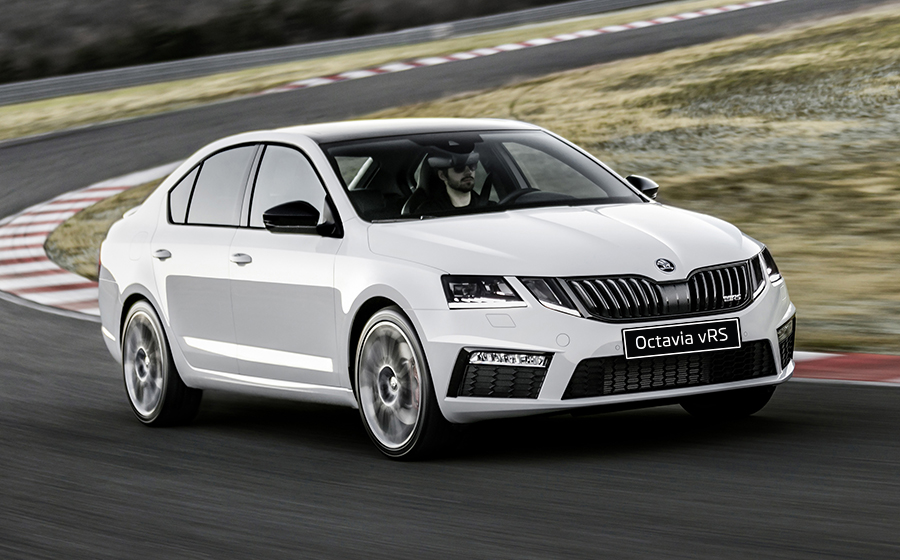 2014 Skoda Octavia RS world premier concludes, launch awaited