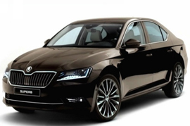 Lets get closer to the insides of the new Skoda Superb 2016