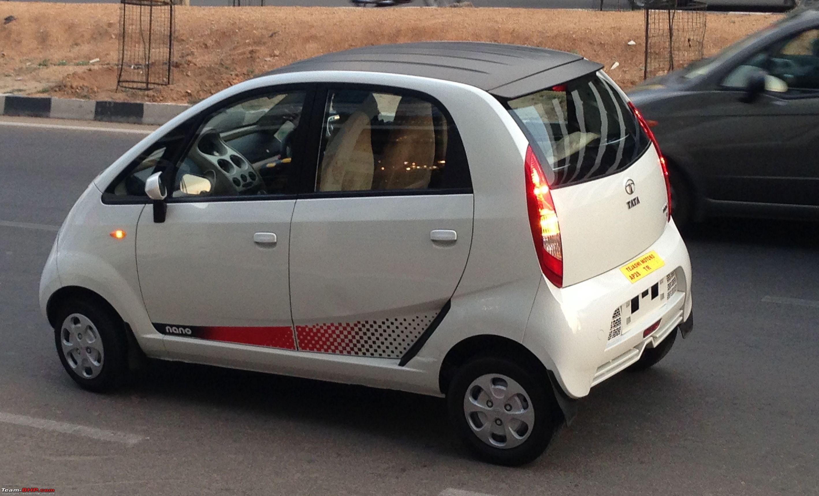 Tata Nano is the Cheapest Car of World Still Low on Trade
