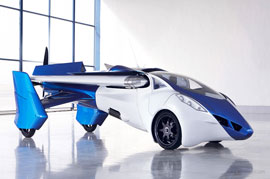 Flying car to be out by 2017