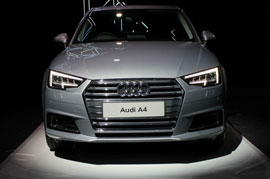 Audi to roll out 20 new cars in 2016
