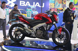 Bajaj Dominar 400 gets retuned KTM 390 engine