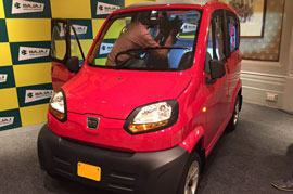 Bajaj RE 60 is getting ready for 16 countri