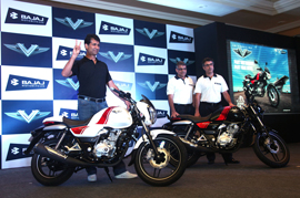 Bajaj V bikes strategy for the Indian Market