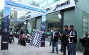 Benelli records 100 customers in Pune