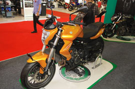 Benelli to unveil TNT 25 Soon