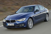 The Spy story of the BMW 3 Series 2015