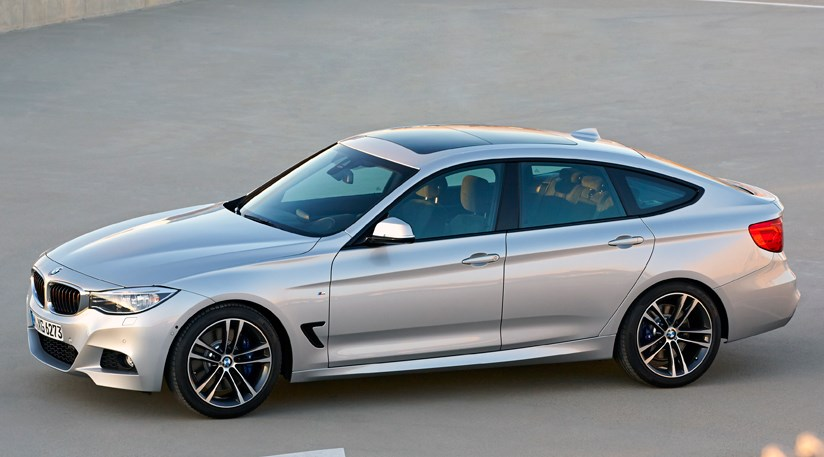 BMW 3 series GT unveiled