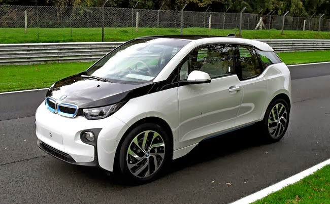 BMW Launches Electronaut Effect for ActiveE Electric Car Drivers