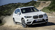 The First look of the New BMW X1 M Sport