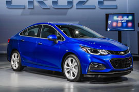 New Chevrolet Cruze Ready to Sale in China India Launch Next Year