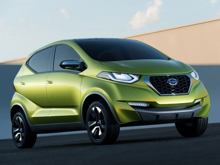 Global premiere of Datsun brand in India on 15 July 2013