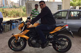 Latest news of Daya buying a new bike Check out for the most amazing thing about this bike