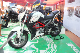 DSK Benelli TNT to roll out on the 18th December over the Indian roads