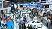 Dubai International Motor Show at start from 5 - 9 November 2013