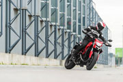 Ducati has marked a come back in India
